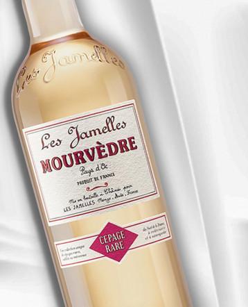Mourvèdre rosé 2020 - Les Jamelles