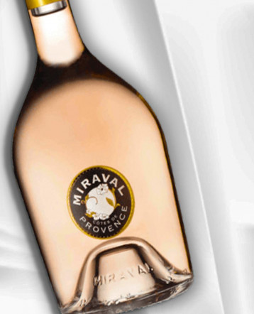 Miraval Côtes de Provence rosé 2020 - Miraval