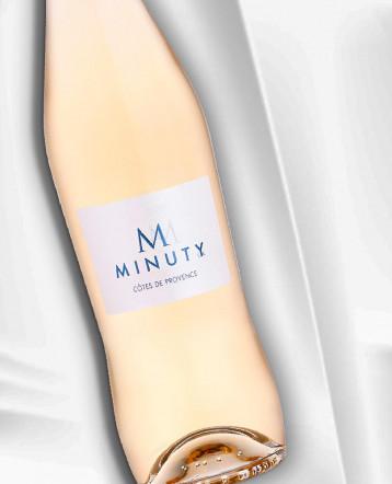 M de Minuty Côtes de Provence rosé 2020 - Château Minuty