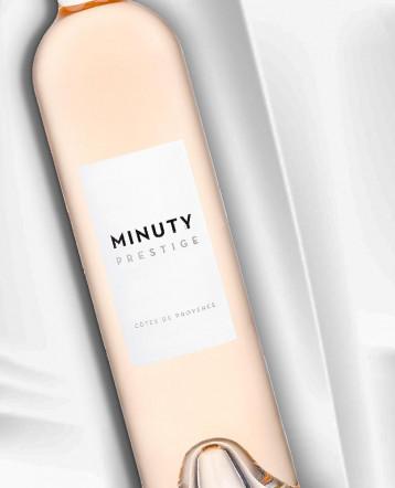Minuty Prestige Côtes de Provence Rosé 2020 - Château Minuty