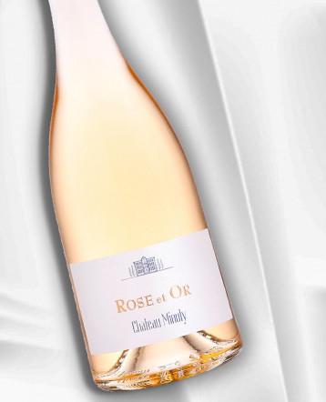 Rose et Or Côtes de Provence rosé 2020 - Château Minuty