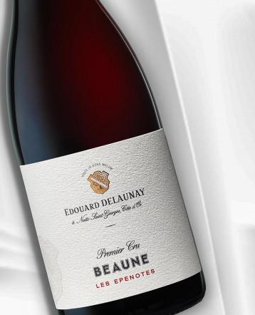 Beaune 1er Cru Les Epenotes rouge BIO 2018 - Maison EDOUARD DELAUNAY