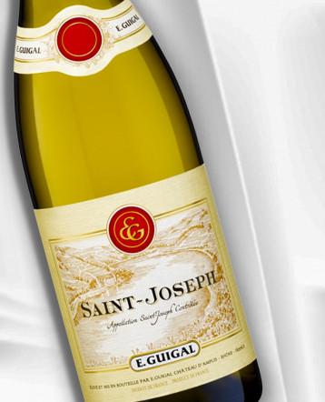 Saint Joseph blanc 2019 - E.Guigal