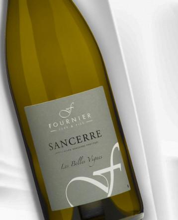 """Sancerre """"Les Belles Vignes"""" blanc 2019 - Domaine Fournier Père et Fils"""