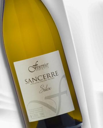 """Sancerre """"Silex"""" blanc 2018 - Domaine Fournier Père et Fils"""