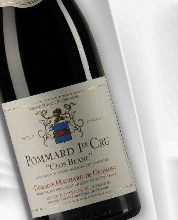 "Pommard 1er Cru ""Clos Blanc"" rouge 2018 - Domaine Machard de Gramont"