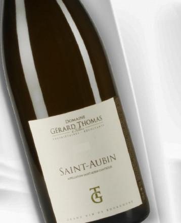 Saint Aubin blanc 2019 - Domaine Gérard Thomas