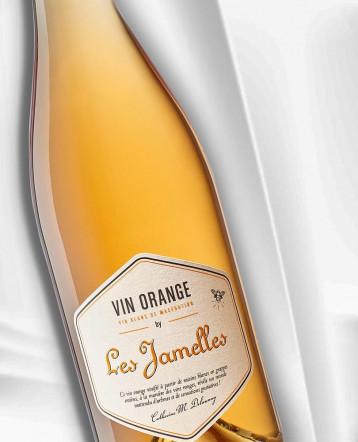 Vin orange 2020 - Les Jamelles