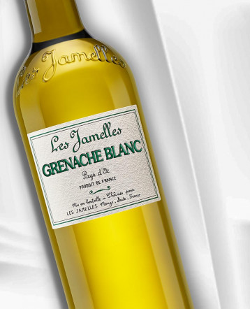 Grenache blanc 2020 - Les Jamelles