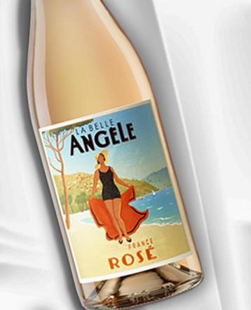 Rosé 2020 - La Belle Angèle