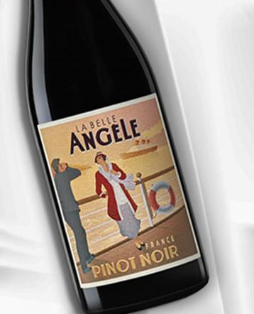 Pinot Noir 2020 - La Belle Angèle