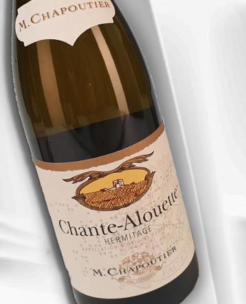 "Hermitage ""Chante Alouette"" blanc 2017 biodynamie - M Chapoutier"