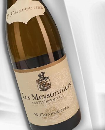 """Crozes-Hermitage """"Les Meysonniers"""" blanc 2019 bio - M Chapoutier"""