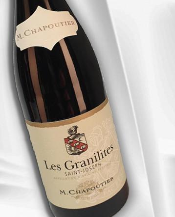 """Saint Joseph """"Les Granilites"""" rouge 2019 bio - M Chapoutier"""
