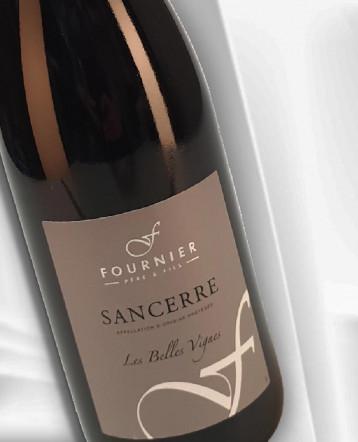 """Sancerre """"Les Belles Vignes"""" rouge 2018 - Domaine Fournier Père et Fils"""