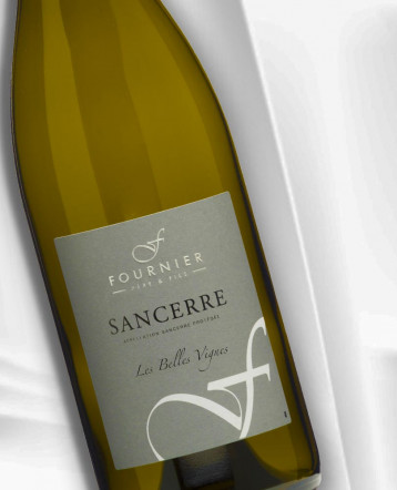 """Sancerre """"Les Belles Vignes"""" blanc 2020 - Domaine Fournier Père et Fils"""