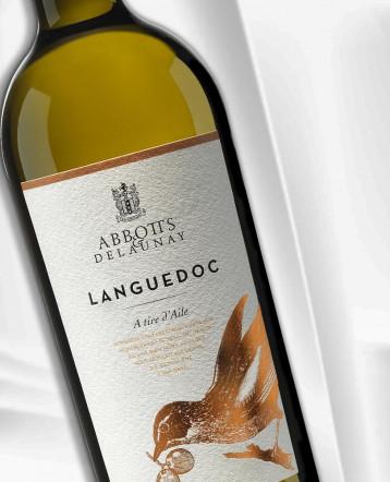 """Languedoc """"A Tire d'Aile"""" blanc 2020 - Abbotts et Delaunay"""
