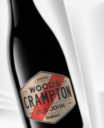 "Shiraz Bonvedro ""Old John"" rouge 2017 - Woods Crampton"