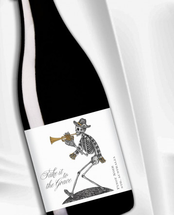 Pinot Noir rouge 2020 - Take it to the grave / Australie