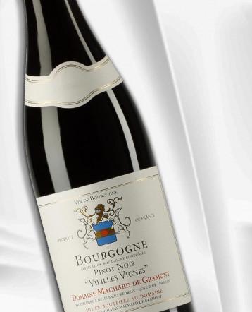 Bourgogne Pinot Noir Vieilles Vignes 2019 - Domaine Machard de Gramont