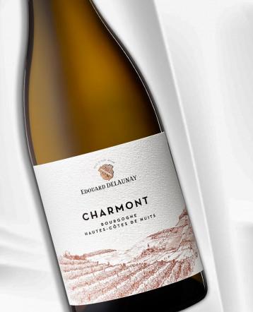 Bourgogne Hautes-Côtes de Nuits blanc 2019 - Maison Edouard Delaunay