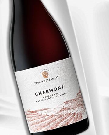 Bourgogne Hautes-Côtes de Nuits rouge 2019 - Maison Edouard Delaunay
