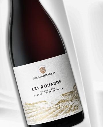 """Bourgogne Hautes-Côtes de Nuits """"Les Rouards"""" rouge 2019 - Maison Edouard Delaunay"""