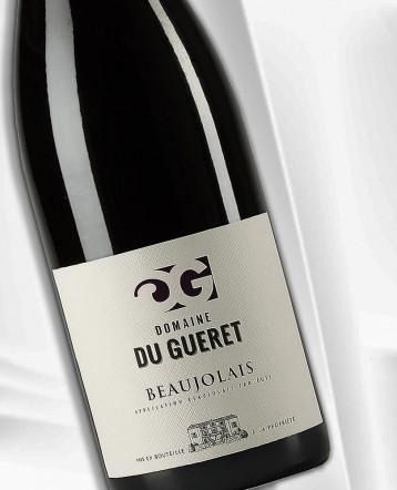 Beaujolais rouge 2020 - Domaine du Guéret