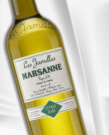 Marsanne blanc 2020 - Les Jamelles