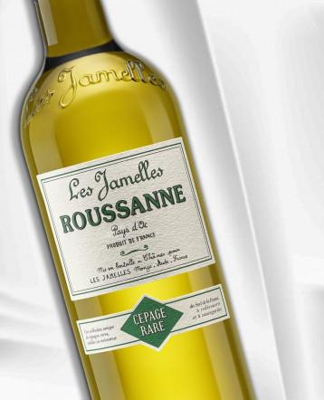 Roussanne blanc 2020 - Les Jamelles