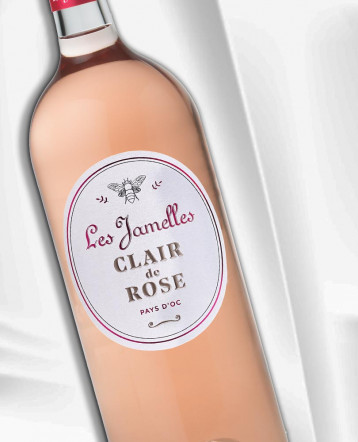 Clair de Rose Magnun 2020 - Les Jamelles