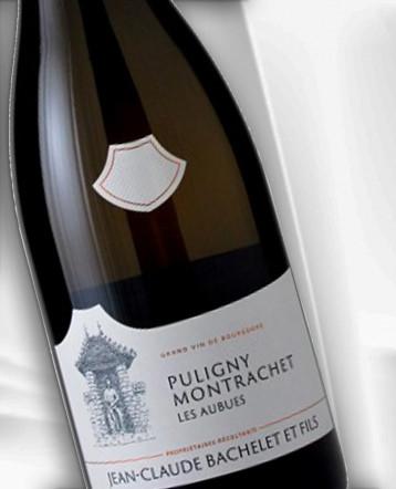 Puligny-Montrachet Les Aubues blanc 2018 - Domaine Jean-Claude Bachelet