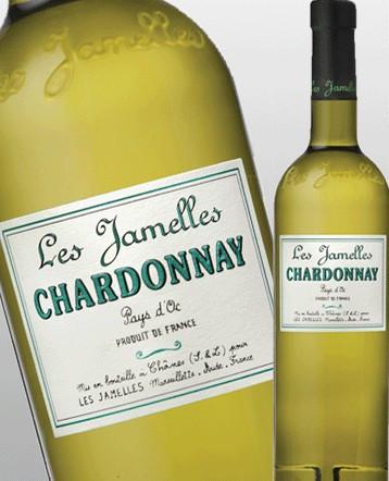 Chardonnay blanc 2018 - Les Jamelles