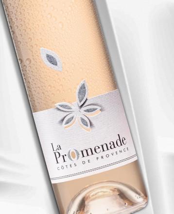 Côtes de Provence Rosé 2020 - La Promenade