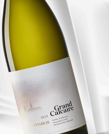 Chablis blanc 2019 - Grand Calcaire