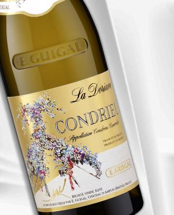 Condrieu La Doriane blanc 2019 - E.Guigal