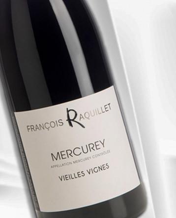 Mercurey Vieilles Vignes rouge 2019 - Domaine François Raquillet