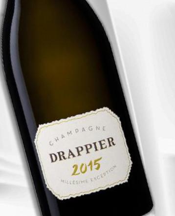 Champagne Millésime 2015 brut - Champagne Drappier