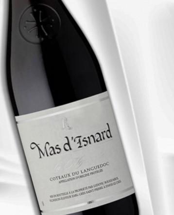 Côteaux du Languedoc la Méjanelle rouge 2018 - Mas d'Isnard