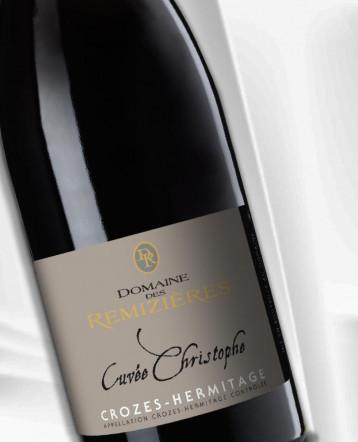 """Crozes - Hermitage """"Cuvée Christophe"""" rouge 2019 - Domaine des Remizières"""