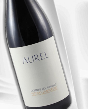 Aurel rouge 2014 - Domaine Les Aurelles