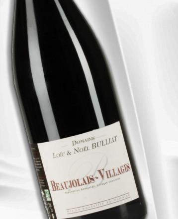 Beaujolais-Villages bio rouge 2020 - Domaine Bulliat