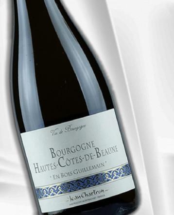Bourgogne Hautes Cotes de Beaune En Bois Guillemain blanc 2015 - domaine Jean Chartron