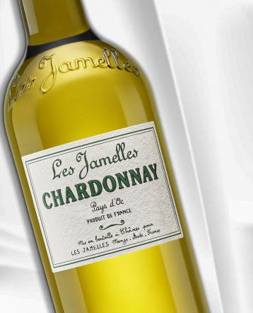 Chardonnay blanc 2019 - Les Jamelles