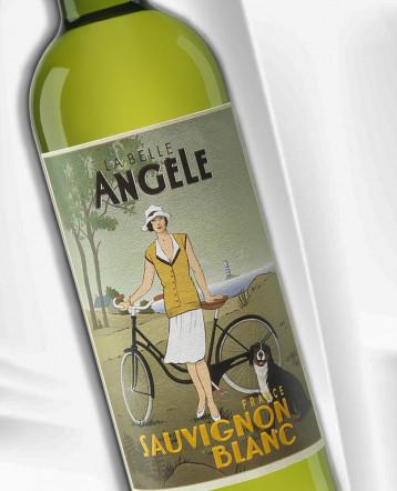 Sauvignon blanc 2020 - La Belle Angèle