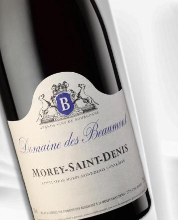 Morey Saint Denis rouge 2017 - Domaine des Beaumont
