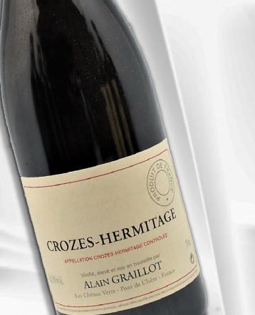 Crozes-Hermitage rouge 2018 - Domaine Alain Graillot