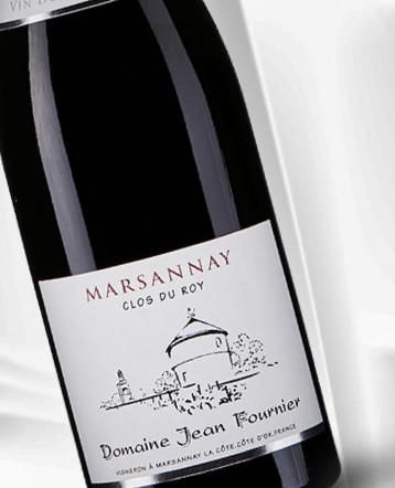 Marsannay Clos du Roy rouge Bio 2018 - Domaine Jean Fournier