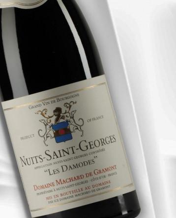 """Nuits Saint Georges """"Les Damodes"""" rouge 2019 - Domaine Machard de Gramont"""