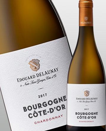 Bourgogne Côte d'Or Chardonnay Blanc 2019 Edouard Delaunay